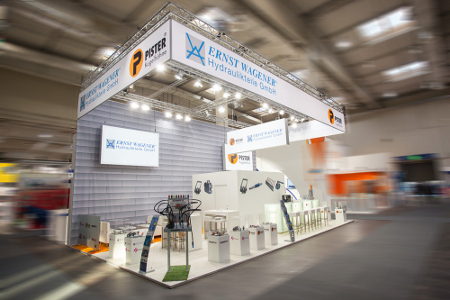 Agritechnica 2015 in Hanover